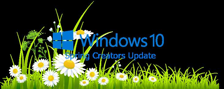 تحديثات ويندوز 10