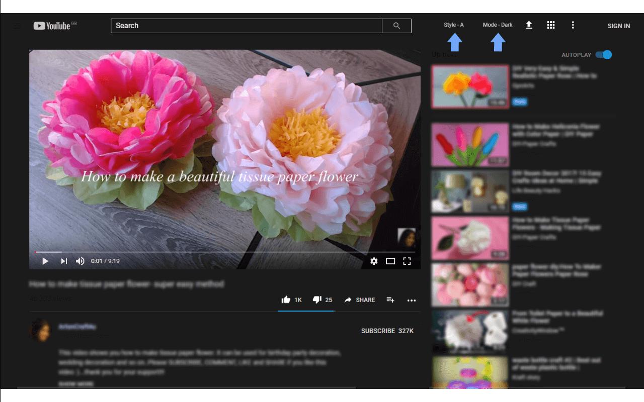 تحديث يوتيوب 2018