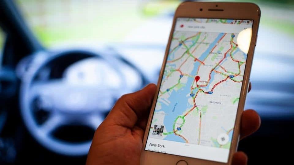 خرائط جوجل كيف يمكن تستخدم في التنقل