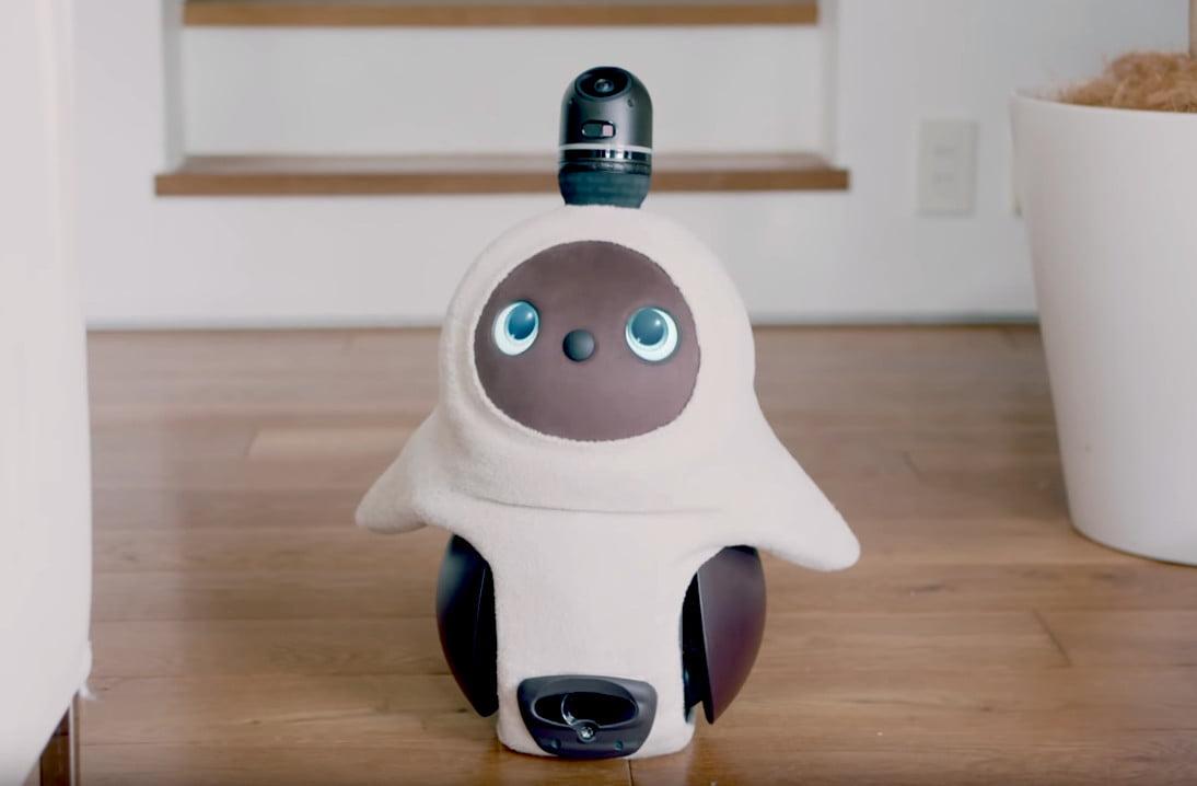 شاهد ماذا يفعل الروبورت Lovot الصغير هل يتحدى صوفيا ؟
