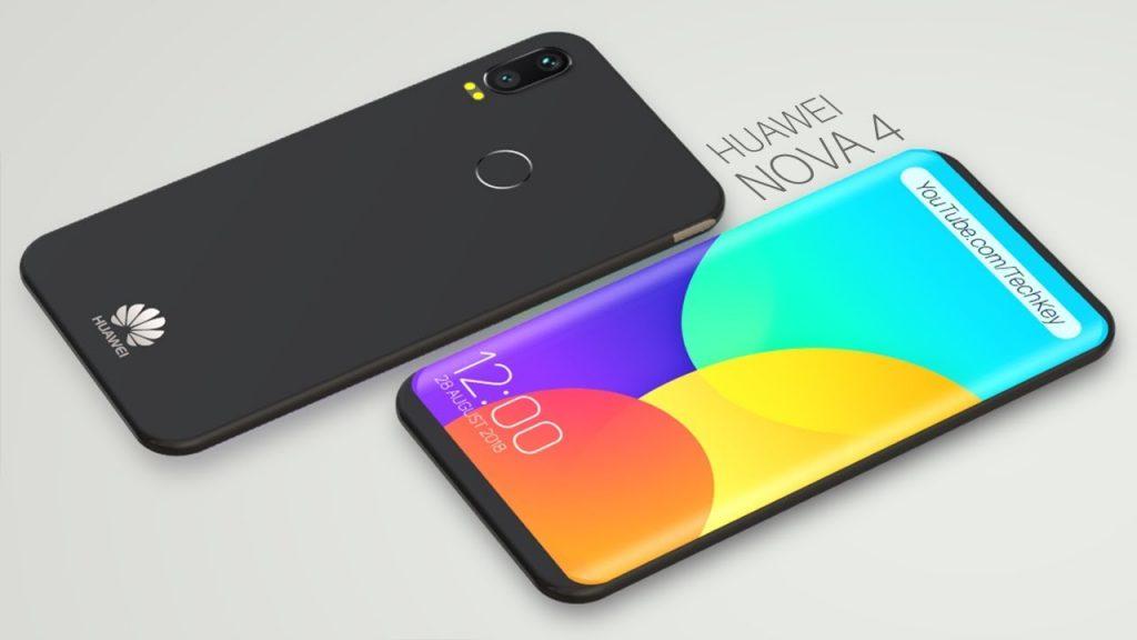 كل الخصائص المذهلة لهاتف هواوي Nova 4 الجديد أعرف الآن !