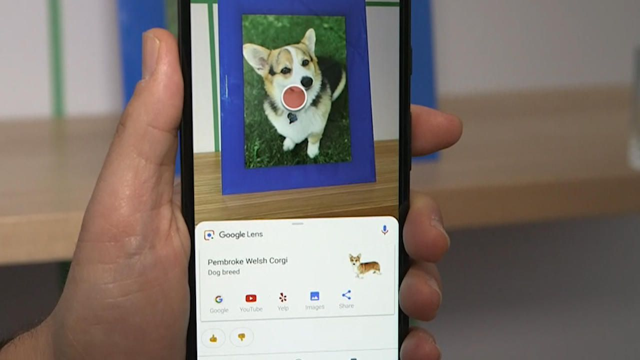 كيف تستفيد من Google lens