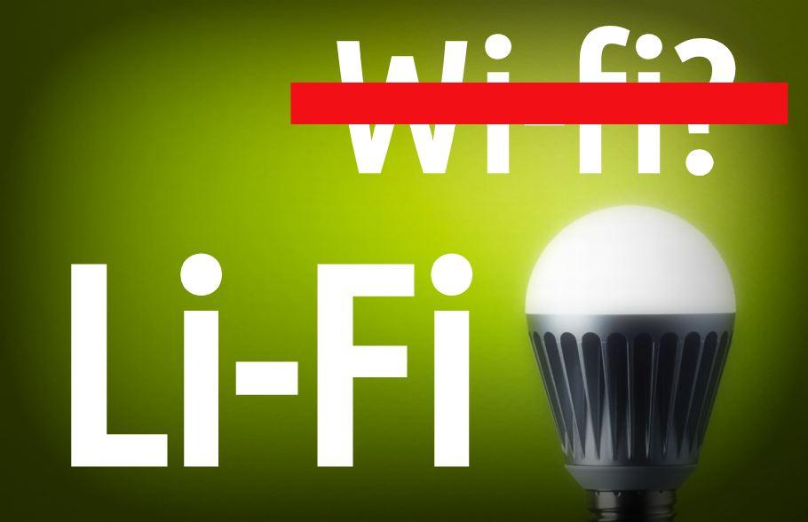 """"""" لي فاي LI-FI"""" تقنية جديدة لنقل البيانات هل أنت مستعد !"""