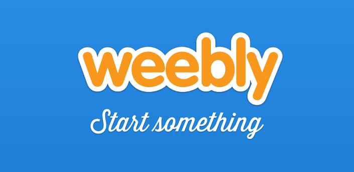 ما هو برنامج weebly
