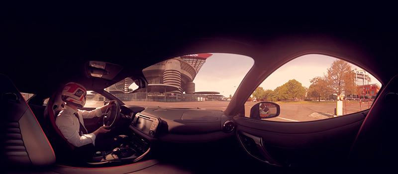 نيسان تختبر الواقع الافتراضي لجعل القيادة أسهل