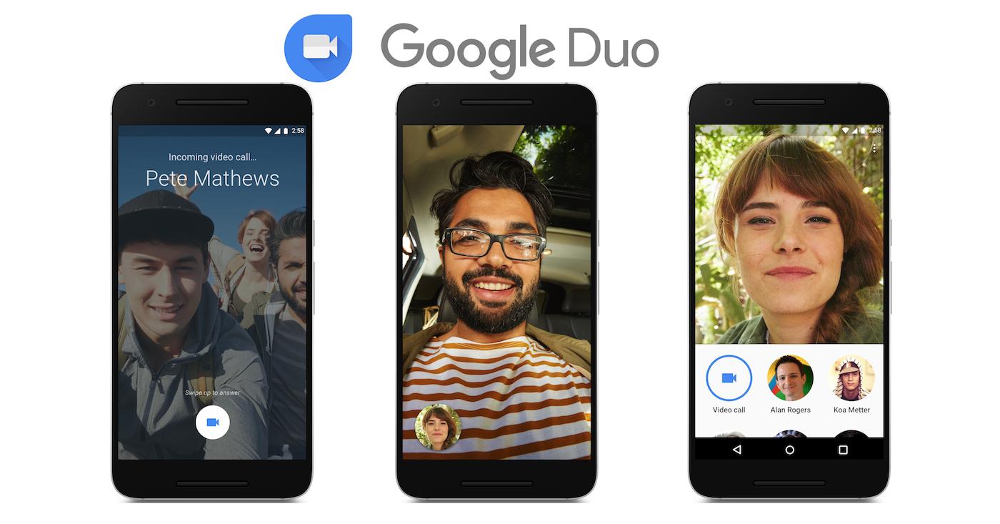 استغل جوجل DUO في 4 أشياء أعرف الآن